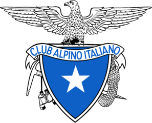 Cai Club Alpino Italiano Stemma